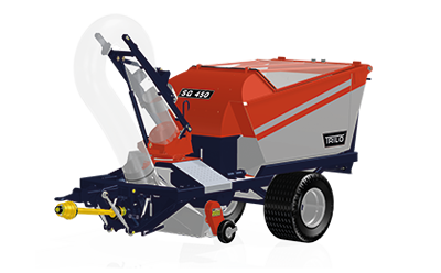 Compact vacuum sweepers - sweep & collect