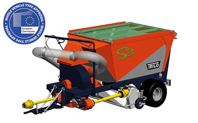 Compact S3 vacuum sweepers with suction hose litter
