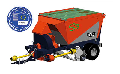 Compact S3 vacuum sweepers sweep and collect